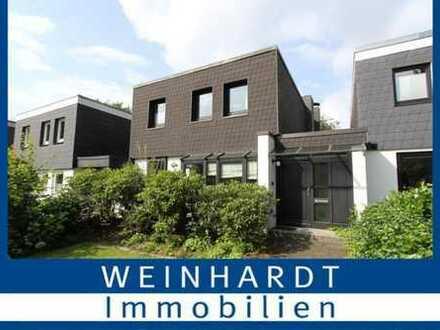Familienfreundliches Mittelreihenhaus im beliebten Stadtteil Hamburg-Volksdorf