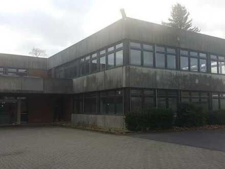 Funktionales Bürogebäude zu vermieten