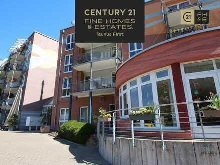 2-Zimmer-Wohnung (ca.40 m²) im Bellevita, Balkon, Garage, Bad Kreuznach