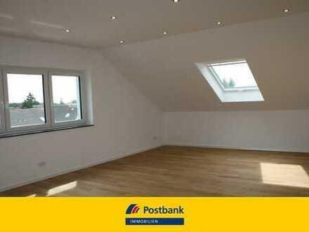"""Erstbezug """"An der Klinik"""": 2-Zimmer-Dachwohnung in Top-Lage, 65 m² Wohnfläche, gehobene Ausstattung"""