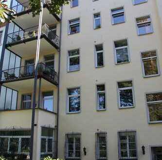 Nachmieter gesucht! – 4 Zimmer Altbauwohnung (Frankfurt Innenstadt) - 135qm - WG geeignet