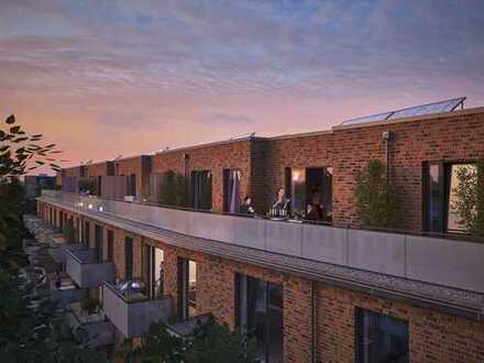 Neubau- Erstbezug: schöne 3-Zimmer-Wohnung in zentraler Lage HH-Eilbek