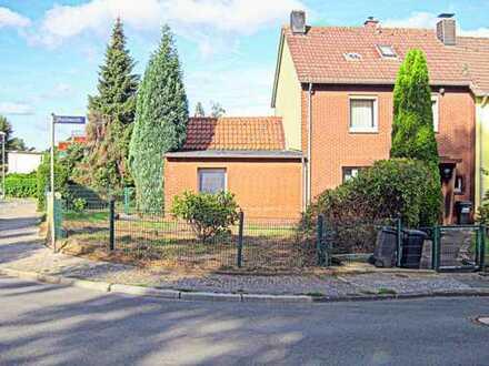 Reihenendhaus mit Baugrundstück für ein weiteres Einfamilienhaus, provisionsfrei