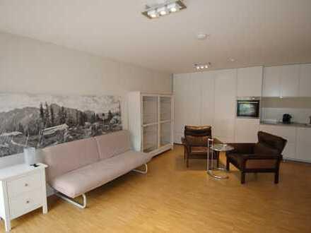 Erstbezug: attraktive 1-Zimmer-Wohnung mit EBK in Weinheim-Lützelsachsen