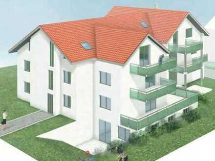 Anspruchsvolles Wohnen: Attraktive 2 Zimmer-Eigentumswohnung in Neubau Ettlingen-Schöllbronn