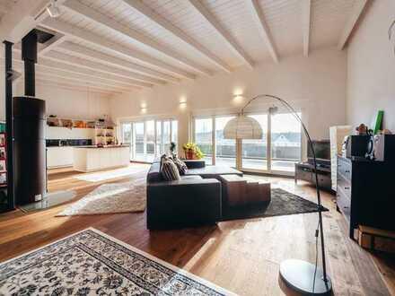 Neuwertiges Wohn- und Geschäftshaus am Zielfinger See - Modernes Wohnen und Arbeiten in Einem
