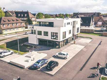 Hochwertiges Büro am Marktplatz Schwanau zu vermieten