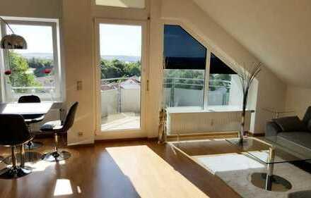 Top möbliertes großzügiges Apartment in Bad Friedrichshall