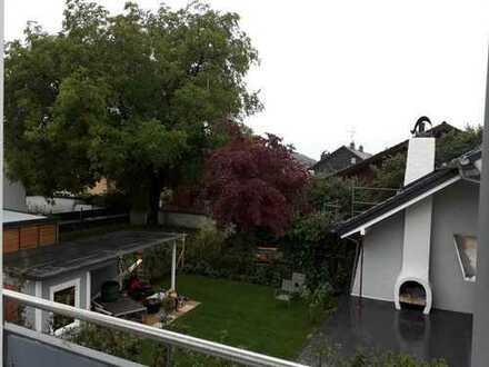 Exklusives Wohndomizil - 4-Zimmer-Wohnung im Herzen von Herrsching am Ammersee