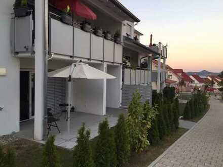 Attraktive Wohnung im Neubaustandard in schöner Umgebung