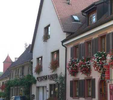 """""""Krone-Burkheim"""" Sehr bekannte Gaststätte mit Pension (seit 2010 als Pension geführt)"""