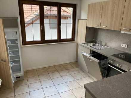 Günstige 3-Zimmer-Wohnung mit Balkon/Terrasse und EBK in Unteralpfen