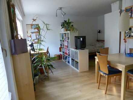 Sonnige 1-Zimmerwohnung in ruhiger, zentraler Lage