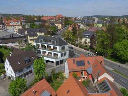 Wohnen im Herzen Bayreuths - 2-Zimmer Eigentumswohnung (W02)