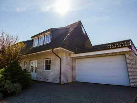 Wohntraum in Weyhe, 120 m², 5 Zimmer großer Garten