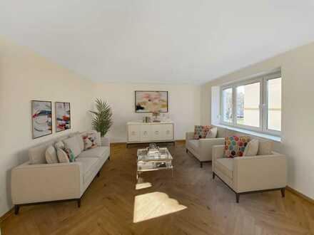 1. OG-Wohnung mit Balkon (max 2 Personen) - Erstbezug nach Sanierung