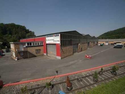 Halle - Büro, Lager- und Produktionsflächen