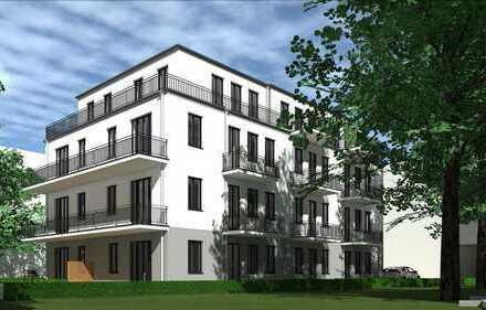 Neubau (Hinterhofbebauung) in Bahrenfeld mit 8 Wohnungen
