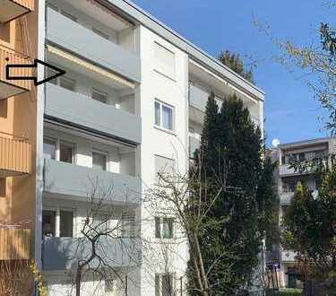 RESERVIERT ! Wohlfühlen leicht gemacht - Top 3,5-ZKB-Wohnung plus Gartenzimmer im 5-Fam.-Haus