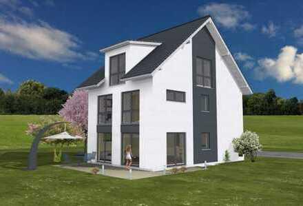 +++Attraktives Einfamilienhaus als Doppelhaushälfte auf Baulückengrundstück ++