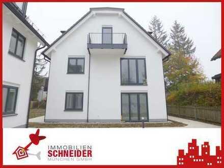 IMMOBILIEN SCHNEIDER - Neubau-Erstbezug - schöne 2 Zimmer EG-Süd-Garten-Wohnung