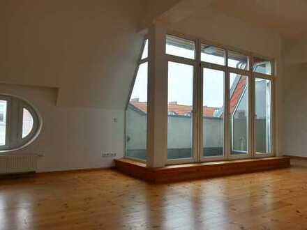 Prenzlauer Berg! Atemberaubendes Loft Apartment - 1 Zimmer - Dielen - ca. 87 m² - 1.176 € warm