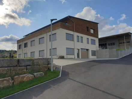 Büro / Produktion / Industrie bis 540m² möglich Erstbezug