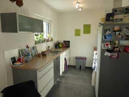 Moderne 2-Zimmer OG Einliegerwohnung in Ulm-Ermingen in ruhiger Lage