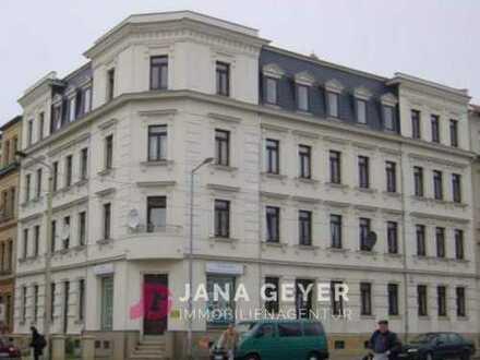 LEIPZIG-GOHLIS * GENAU, WAS DU SUCHST: sonnige 2 Zimmer-Wohnung mit sep. Küche und Wannenbad