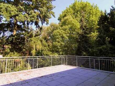 Großzügige, moderne 3 Zimmer-Wohnung mit Außenstellplatz und großer Terrasse mit Blick ins Grüne
