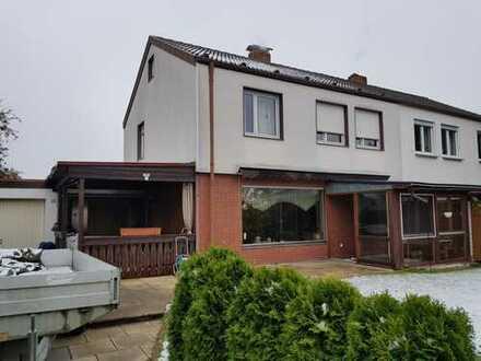 Doppelhaushälfte in Steppach Nähe Klinikum Augsburg (Kreis)