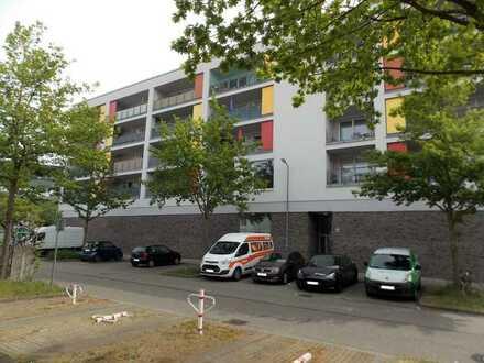 Barrierefreie Etagenwohnung in Karlsruhe-Oberreut zu vermieten
