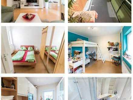 Schöne drei Zimmer Wohnung nahe S-BHF Osdorfer Straße