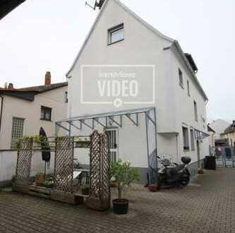 Provisionsfrei! * Stadthaus mit vielseitiger Gewerbefläche nahe Bad Vilbel im Main-Kinzig-Kreis *