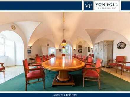 Besondere Büroräume in historischem Ambiente