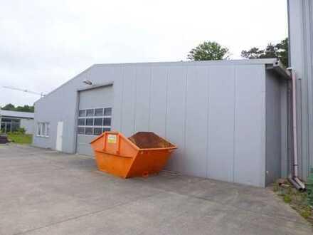 Lager-u. Produktionshalle in Lingen zu vermieten