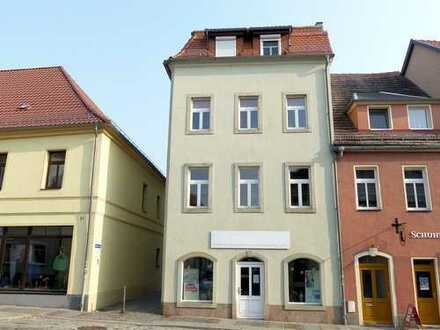 Paket aus drei Eigentumseinheiten im Zentrum von Großenhain