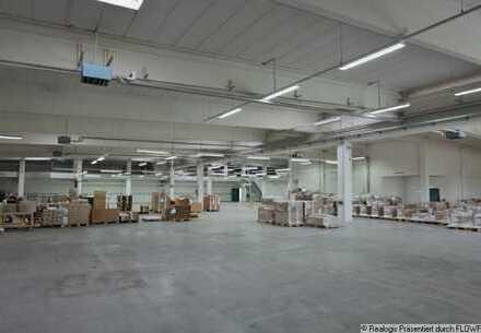Donauwörth, ca. 2.062 m² Lager-/ Produktionsfläche mit Büroanteil zu vermieten