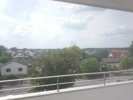 Lichtdurchflutete 4-Zimmerwohnung mit Sonnenbalkon in begehrter Lage