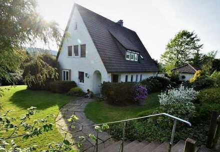 Traumhaus auf einmaligem Grundstück im begehrten Westen Bielefelds