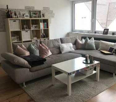 Komplett renovierte, moderne 3-Zimmer-Wohnung in direkter Innenstadtlage Biberach (provisionsfrei)