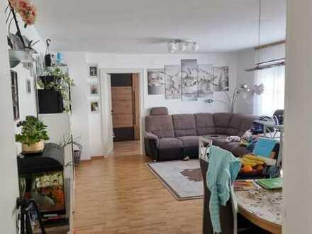 Ansprechende 5-Zimmer-Wohnung mit Balkon in Neuburg an der Donau
