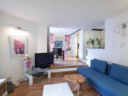Exklusive 2,5 Zimmer Wohnung in Harlaching mit Schwimmbad