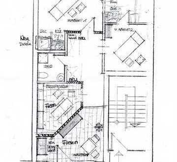 schicke kleine Wohnung günstig zu vermieten, z. B. an 2 Studenten