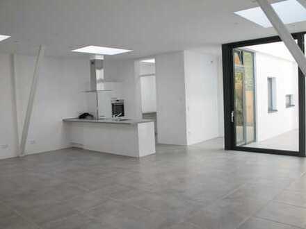 LOFT 94 qm moderner Atelierraum ebenerdig mit Terrasse, Bad u.v.m.