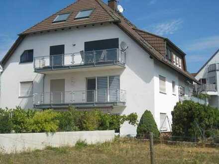 Moderne 3 ZKBB-ETW in Eltville-Rauenthal in ruhiger Ortsrandlage mit 2 Stellplätzen und Einbauküche