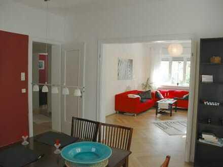Provisionsfrei - Zentralgelegene 4-Zimmer-Wohnung Nähe Klinikum am Steinenberg