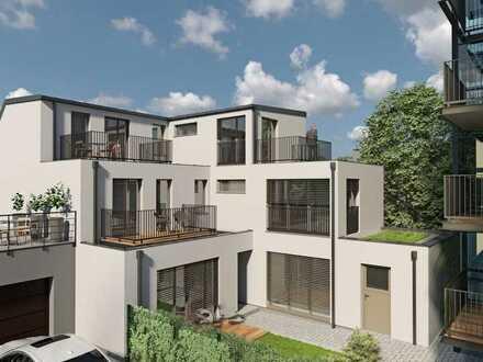 Maxvorstadt - Exklusive 5 Zimmer - Maisonette auf 3 Ebenen in ruhigem Innenhof