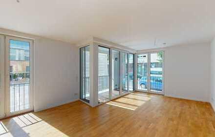 HOMESK - Erstbezug! Helle 2-Zimmer Wohnung mit Loggia im Neubau-Quartier