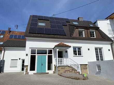 Cooles Loft mitten im Flecken !! 2,5-Zimmer-Wohnung mit Einbauküche in Empfingen